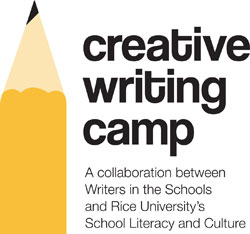 Houston summer camps Creative Writing